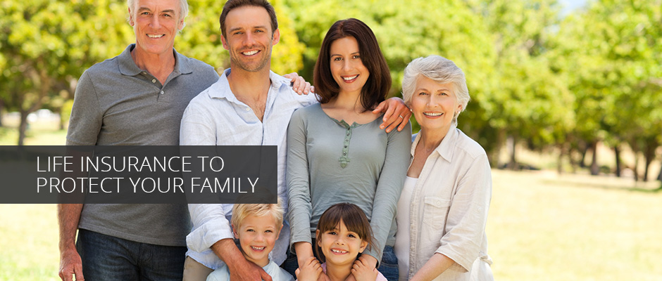 Life Insurance  - Protect Family