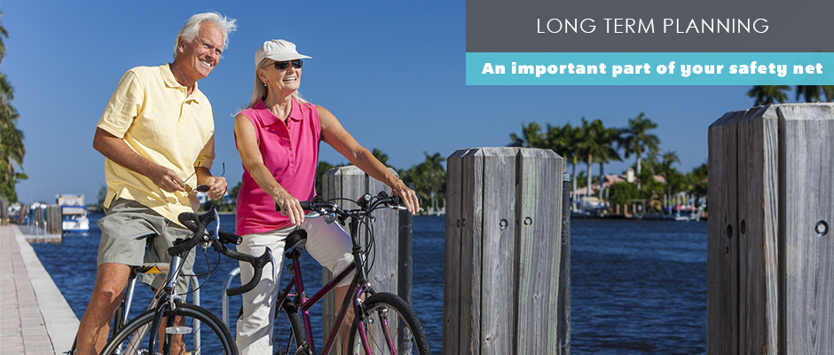 Long Term Care Insurance - an important part of your plan